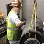 automotive manufacturing conveyor repair